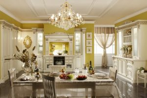 Интерьер в стиле барокко – бессмертная классика