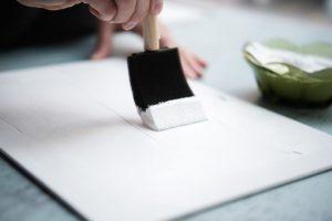 Как подготовить холст для масляной живописи