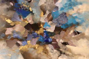 Мастер-класс по масляной живописи «Декоративные панно по мотивам работ Annabelle Marquis»