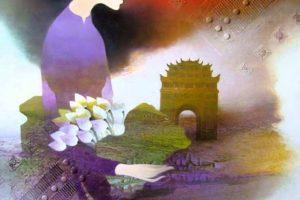 Мастер-класс по масляной живописи «Загадочные женщины по мотивам работ Do Duy Tuan»