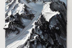 Мастер-класс по масляной живописи «Вершины гор по мотивам работ Конрада Джон Годли»