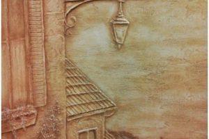 Курс «Роспись стен» (Монументальная живопись)